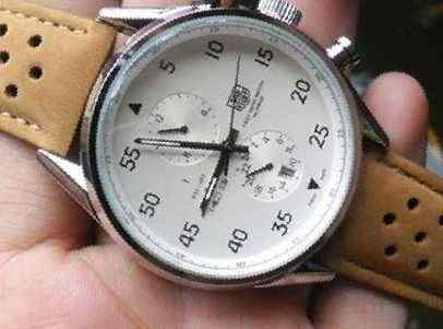 Tissot Chronograph Steel Mens Watch